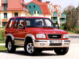 Opel Monterey RS 1998–99 images