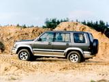 Opel Monterey 5-door 1998–99 images