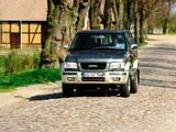 Opel Monterey 5-door 1998–99 photos