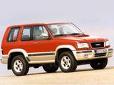 Opel Monterey RS 1998–99 wallpapers