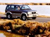 Photos of Opel Monterey 5-door 1998–99