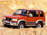 Pictures of Opel Monterey RS 1998–99
