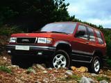 Opel Monterey RS 1992–98 wallpapers