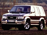 Opel Monterey 5-door 1998–99 wallpapers