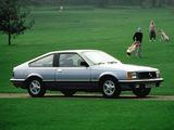Opel Monza (A1) 1978–82 photos