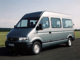 Images of Opel Movano 1998–2003
