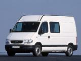 Images of Opel Movano Van 1998–2003