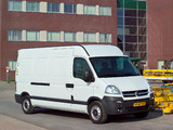 Images of Opel Movano Van 2003–10
