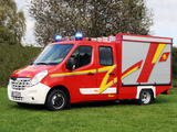 Images of Opel Movano Double Cab Feuerwehr 2010