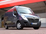 Images of Opel Movano Van Maxi 2010