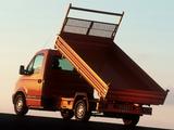 Opel Movano Pickup 1998–2003 photos