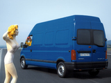 Opel Movano Van 1998–2003 photos