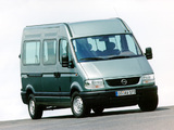 Opel Movano 1998–2003 pictures