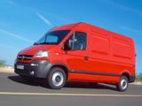 Opel Movano Van 2003–10 images