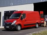 Opel Movano Van 2010 images