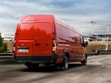 Opel Movano Van Maxi 2010 photos