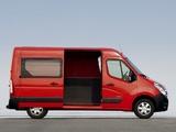 Opel Movano Van 2010 pictures