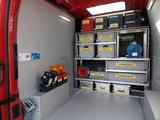 Opel Movano Van Feuerwehr 2013 photos