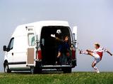 Photos of Opel Movano Van 1998–2003