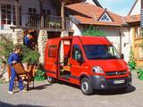 Photos of Opel Movano Van 2003–10