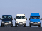 Pictures of Opel Movano