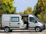 Pictures of Opel Movano Van 2003–10