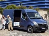 Pictures of Opel Movano Van 2010