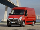 Pictures of Opel Movano Van 2010