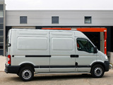 Opel Movano Van 2003–10 wallpapers