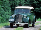 Images of Opel Olympia Cabrio Limousine 1935–37