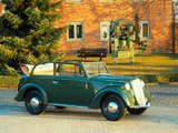 Opel Olympia Cabrio Limousine 1935–37 images