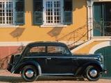 Opel Olympia 2-door Limousine 1947–49 images
