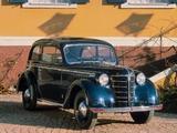 Opel Olympia 2-door Limousine 1947–49 photos