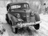 Opel Olympia 2-door Limousine 1950–53 photos