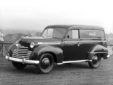Opel Olympia Lieferwagen 1950–53 photos