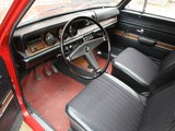 Opel Olympia 4-door Limousine (A) 1967–70 images