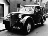 Photos of Opel Olympia 2-door Limousine 1947–49