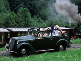 Pictures of Opel Olympia Cabrio Limousine 1935–37