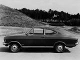 Pictures of Opel Olympia Coupe (A) 1967–70