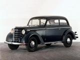 Opel Olympia 2-door Limousine 1947–49 wallpapers