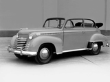 Opel Olympia Cabriolet 1950–53 wallpapers