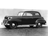 Opel Olympia 2-door Limousine 1950–53 wallpapers