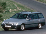 Images of Opel Omega Caravan (A) 1986–90