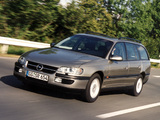 Images of Opel Omega Caravan (B) 1994–99