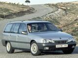 Opel Omega Caravan (A) 1986–90 images