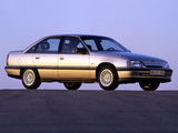 Opel Omega (A) 1990–94 images