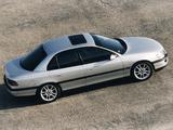 Opel Omega (B) 1994–99 photos