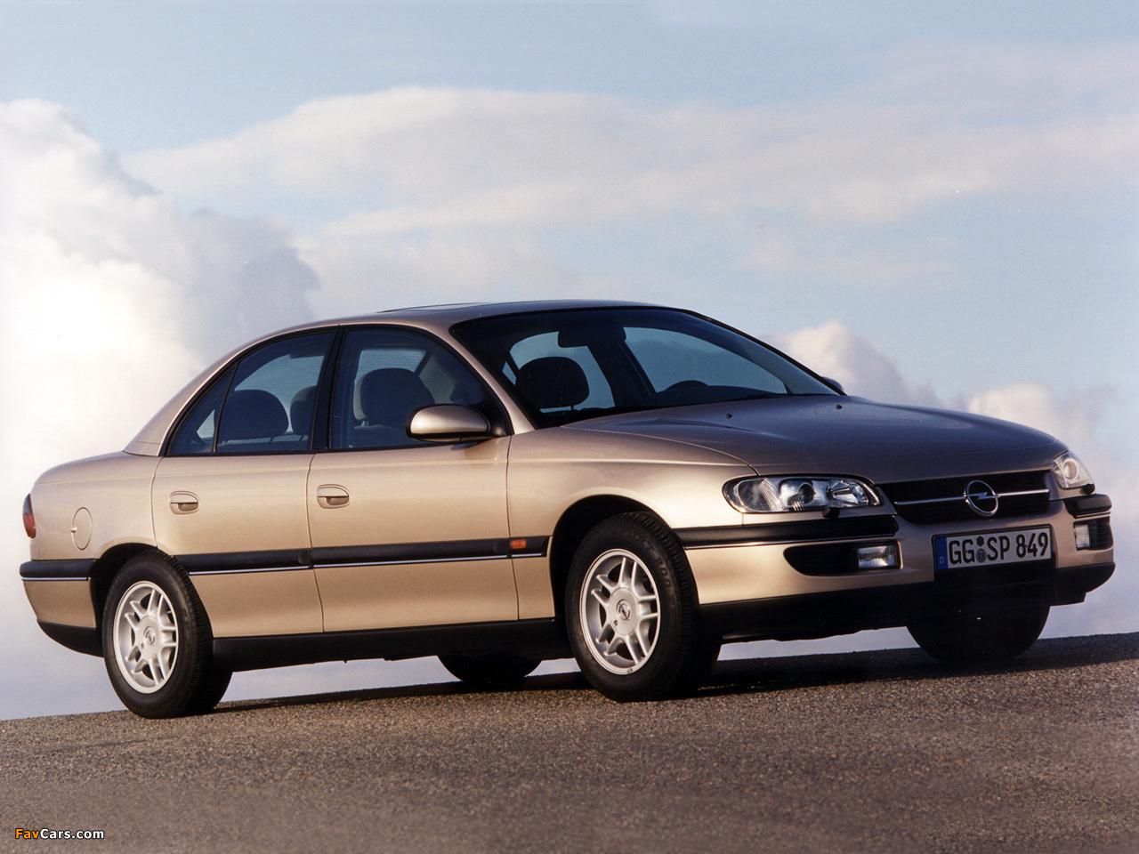 Opel Omega  B  1994 U201399 Wallpapers  1280x960