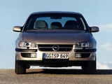 Opel Omega (B) 1994–99 wallpapers