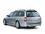 Irmscher Opel Omega Caravan (B) 1999–2003 pictures